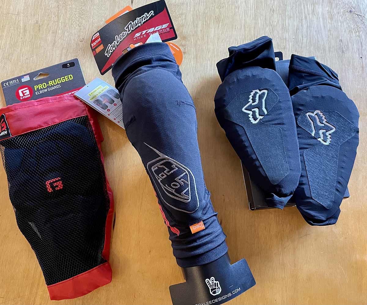 Enduro Mountain Biking Gear