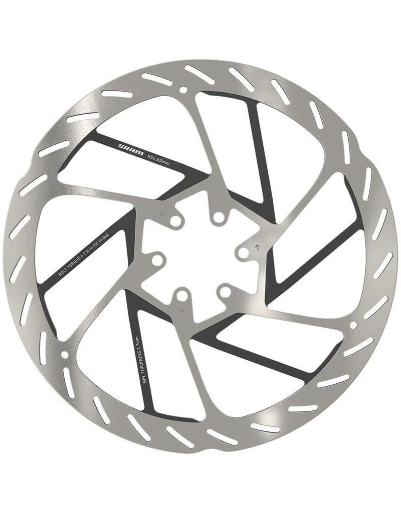 SRAM HS2 6-Bolt Disc Brake Rotor