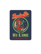 Thunder Mtn Stickers