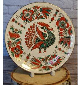 Magic Bird  Plate