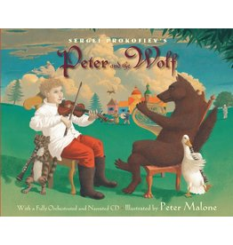 Peter & The Wolf (Hardcover)