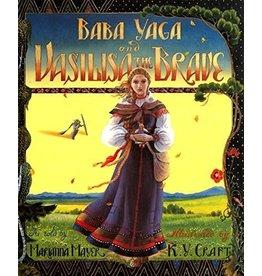 Baba Yaga & Vasilisa The Brave