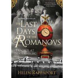 Last Days of the Romanovs: Tragedy at Ekaterinburg