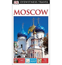 Eyewitness Travel: Moscow
