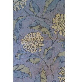 Avdala Blue Floral Tea Towel