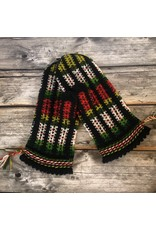 Hand Knit Mittens from Latvia