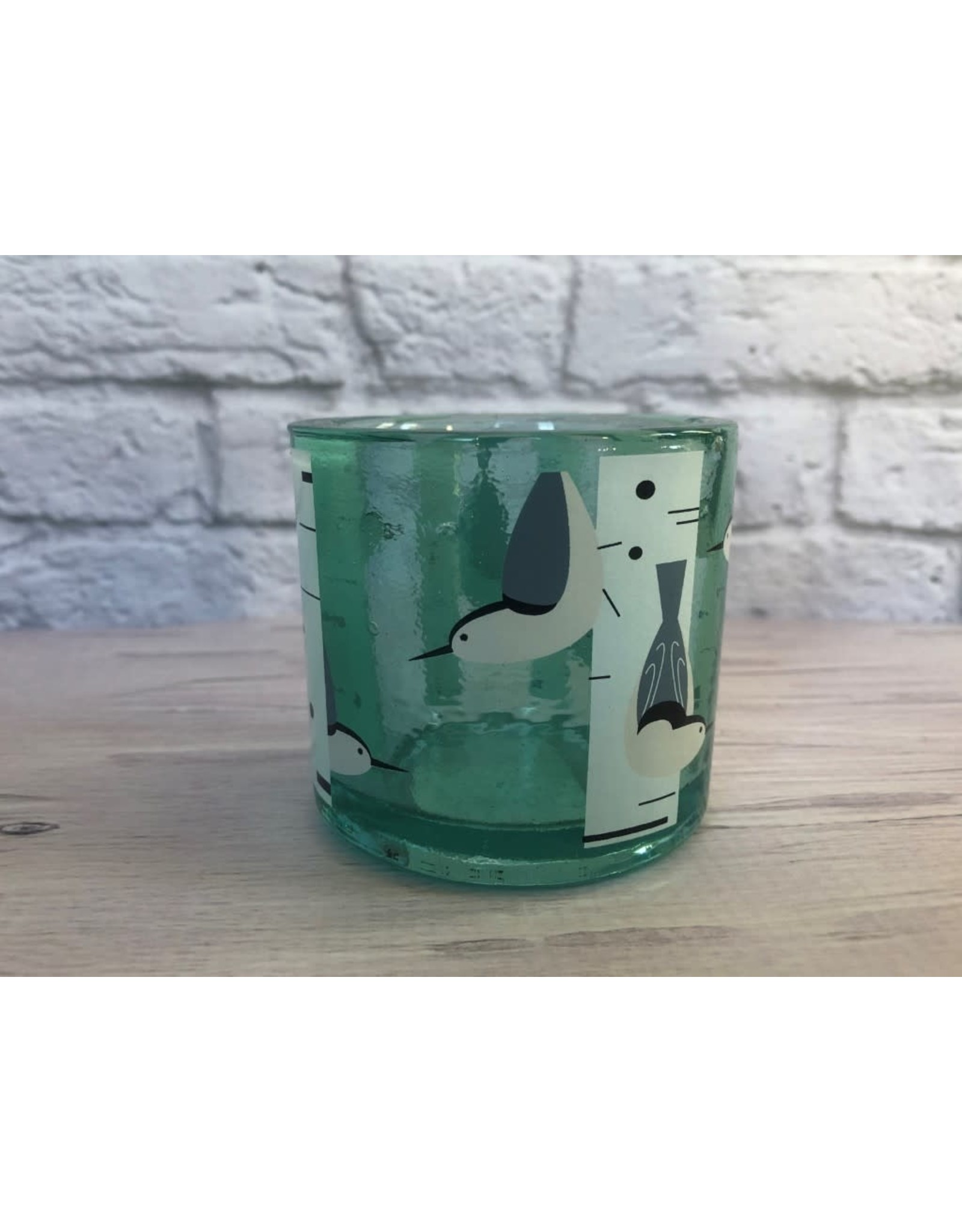 Birch Forest Candle Holder