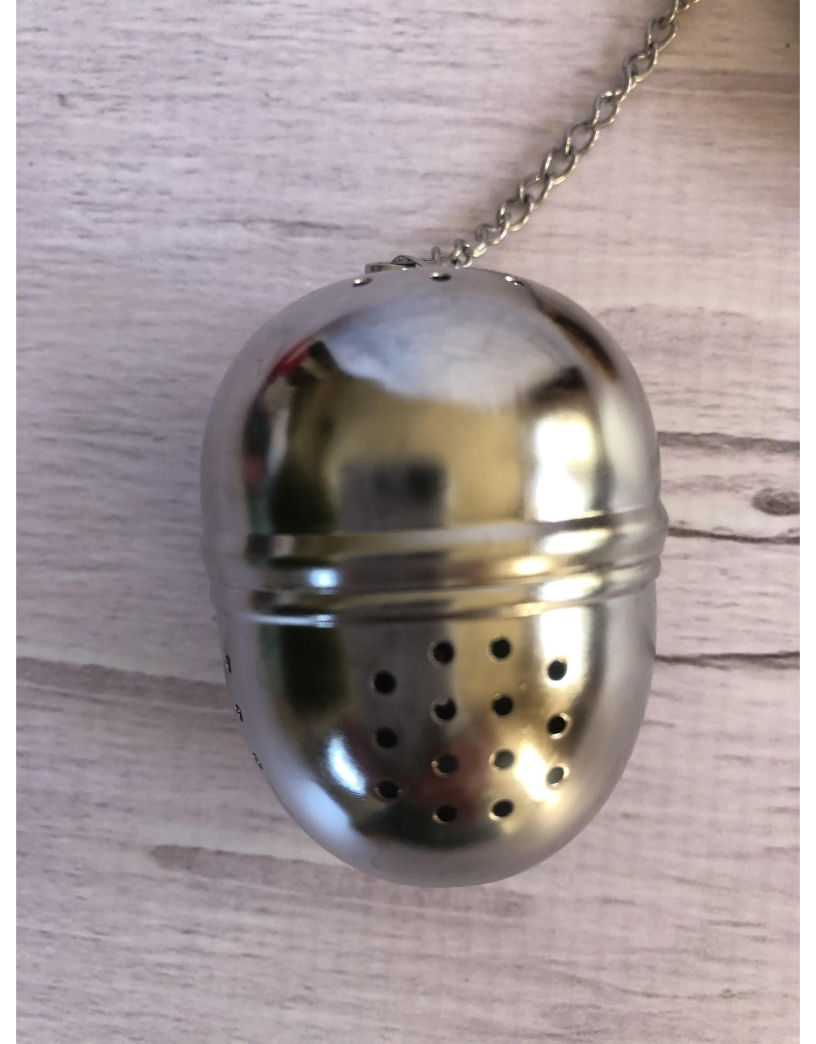 Birch Burlwood Fox Tea Ball