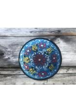 Black Sea Pottery Small Bowl in Light Blue