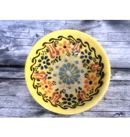 Black Sea Pottery Small Bowl in Yellow