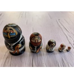 Mini Jewish Tailor Matryoshka