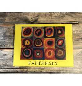 Vasily Kandinsky Notecard Box