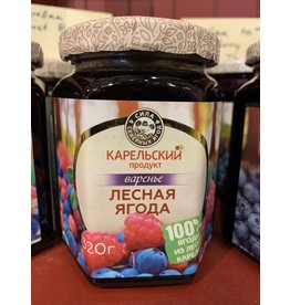Karelian Forest Berry Preserves