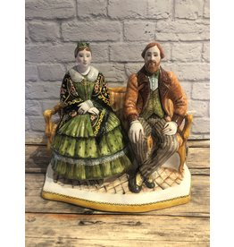 Kitmir Figurine of 19th Century Couple