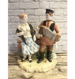 Kitmir Russian Date with Gold Accordion