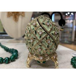 Fabergé Imperial Spring Egg (Green)