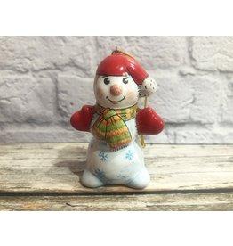 Kitmir Snowman Ornament