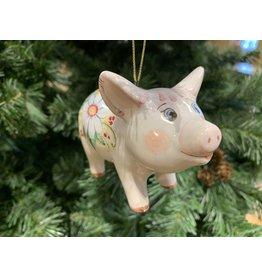 Kitmir Pig Ornament (Large)