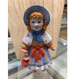 Kitmir Victorian Girl Figurine