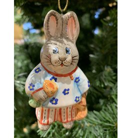 Kitmir Peter Rabbit Ornament (Large)