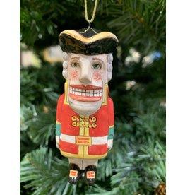 Kitmir Nutcracker Ornament