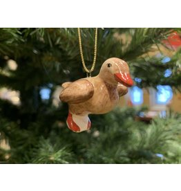 Kitmir Wood Duck Ornament
