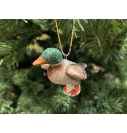 Kitmir Mallard Ornament