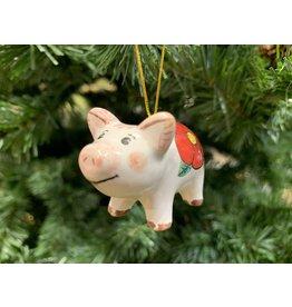 Kitmir Pig Ornament (Medium)