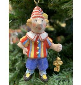 Kitmir Clown Ornament with Key