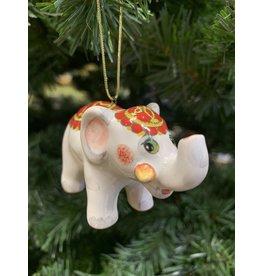 Kitmir Circus Elephant Ornament