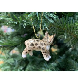 Kitmir Lynx Ornament