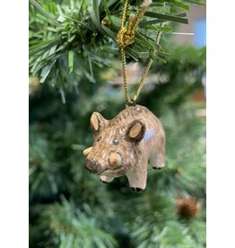 Kitmir Warthog Ornament