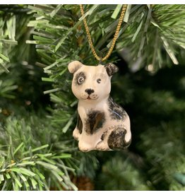 Kitmir Spotted Puppy Ornament