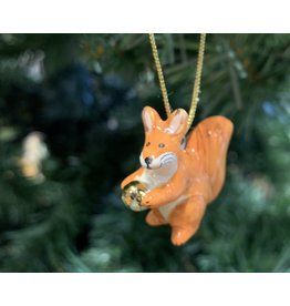 Kitmir Squirrel Ornament