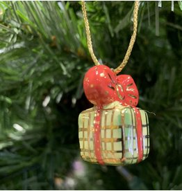 Kitmir Holiday Present Ornament