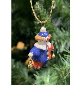 Kitmir Jester Ornament (Mini)