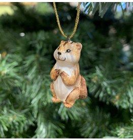 Kitmir Chipmunk Ornament