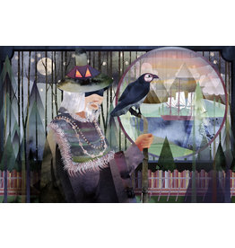 Marlena Myles Stoonok's Vision Postcard