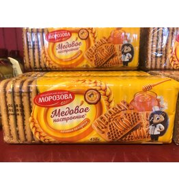 Morozov Tea Cookies with Honey