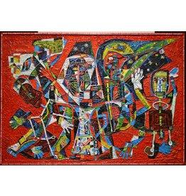 """Khromin """"COVID-19"""" 11 x 14 Print"""