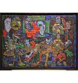 """Khromin """"Ancestral Fever"""" 11 x 14 Print"""