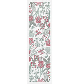 Floral Holiday Table Runner