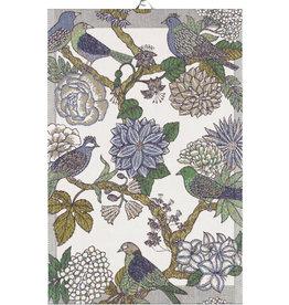 Birds Tapestry Tea Towel