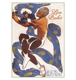 "Leon Bakst ""Art of the Ballets Russes"" Boxed Notecards"