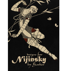 """Designs for Nijinsky"" Boxed Notecards"