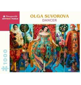 "Olga Suvorova ""Dancer"" Puzzle"