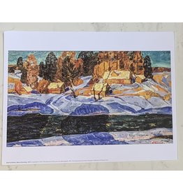 "Britov ""March Evening"" 8 x 10 Print"