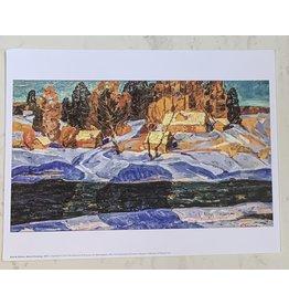 """""""March Evening"""" (Britov) 10x8 Print"""