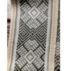 Hand-Woven Belarusian Folk Costume Belt