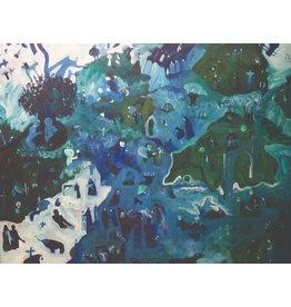 """Gazhur """"Pilgrims"""" 11 x 14 Print"""